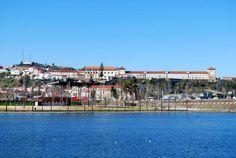 Portugal, Coimbra, Mondego River