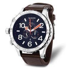 Zegarek NIXON, 1519 PLN www.YES.pl/48833-zegarek-nixon-TC31154-S0S00-SAB000-000 #watches #BizuteriaYES #menswatches #buyonline #shop #Poland #freedelivery