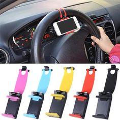 Steering Wheel Phone Socket Holder-GoAmiroo Store