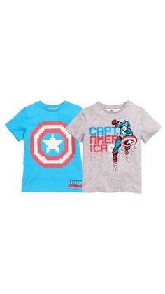 H&M captain america