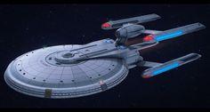 Star Trek USS Hornet by AdamKop.deviantart.com on @DeviantArt