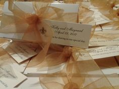 Elegant Wedding Favors for that Very Special Day. Taste of New Orleans! Best in Quality and Taste! DeliciousPralines by Rosalyn Mini Champagne, Elegant Wedding Favors, Wedding Favours, Kind Words, Gift Wrapping, Wrapping Ideas, Special Day, New Orleans, Place Card Holders