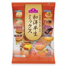 TOPVALU WAGASHI mix 10 Taste Japanese cake Sweet set Pack 265g Japan Tasty