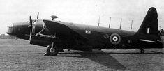 Vickers Wellington GR.VIII bomber.