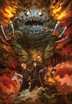 Magisterium - The Copper Gauntlet Cover by Eyardt on DeviantArt