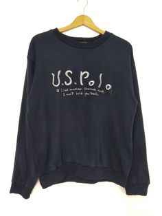 9384a25d6 Searching for U.S. Polo Sweatshirt Big Logo Embroidery? We've got U.S. Polo  Assn