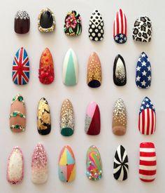 como fazer nails art - Pesquisa do Google