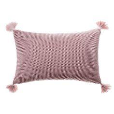 Casbah Chalk Pink Long Cushion