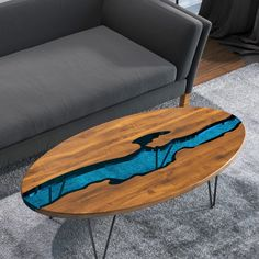 Resin And Wood Diy, Diy Resin Table, Wood Slab Table, Welding Projects, Welding Art, Lounge Design, Log Furniture, Table And Chairs, Dinning Table