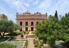 Palacio de Villavicencio en Alcázar de Jerez de la Frontera #Cádiz