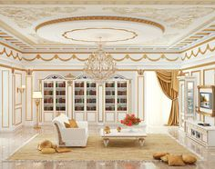 Fronts, External Side Classic Carving Panels or tops - Top and Best Italian Classic Furniture