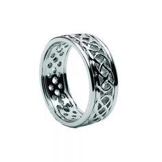 Gents Celtic Knot Filigree Wedding Ring with Trims – Celtic Jewelry by Boru ® Irish Wedding Rings, Ring Shapes, Filigree Ring, Celtic Knot, Engagement Rings, Jewelry, Enagement Rings, Wedding Rings, Jewlery