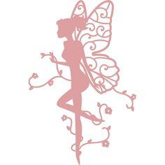Intricut Fairy Die 7.8 X 12 Cm | Hobbycraft