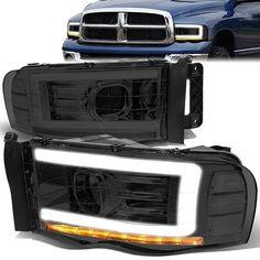 Ram Trucks, Dodge Trucks, Tactical Seat Covers, Acura Tsx, Driving Safety, Dodge Dakota, Projector Headlights, Dodge Ram 1500, Bar Lighting