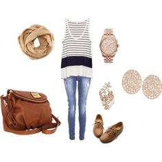 """""""Casual Outfit"""" by michaela-9-5 on Polyvore"""