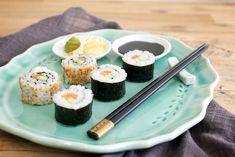 Learn how to make maki rolls