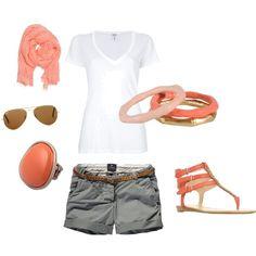super cute casual summer gear!