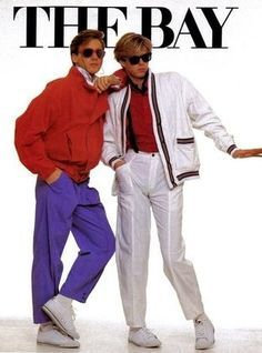 Men's fashion from the This is the James Spader fashion line. 1980s Mens Fashion, 1980s Fashion Trends, 80s And 90s Fashion, Retro Fashion, Vintage Fashion, Asian Fashion, Fashion Brands, Bad Fashion, Fashion Line