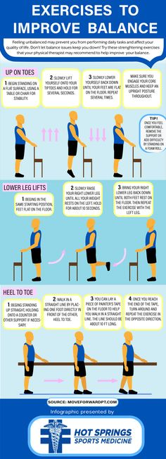 how to get better balance for dance