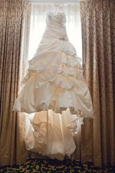 Wedding & Portrait Photographers - the dress shot by Wendy!