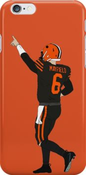 89fc3c16e83 Baker Mayfield s First Win Snap Case for iPhone 6  amp  iPhone 6s Baker  Mayfield