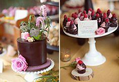 Real Wedding: Jami + Eric's Botanical Garden Wedding