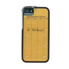 #KidsReadMore                                        interoffice envelope iphone case iPhone 5 case                   interoffice envelope iphone case