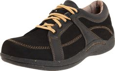 Drew Shoe Women's Geneva,Black Leather/Nubuck,9 EE US -- You can get additional details at the image link.