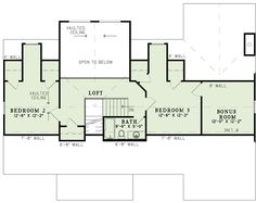 FamilyHomePlans.com   Plan Number 82335    Order Code 05WEB   1-800-482-0464
