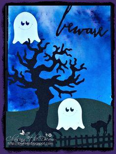 Dies R Us -  Spooky Tree