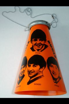 Beatles Yell-A-Phone bugle sold at Beatles concerts in 1965