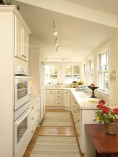 Galley Kitchen Inspiration