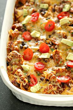 Our 5 Ingredient Ground Beef Enchilada Casserole is ready in no time with ingredients found in your own pantry. Enchilada Casserole Beef, Noodle Casserole, Enchilada Sauce, Enchilada Recipes, Mexican Casserole, Casserole Dishes, Cowboy Casserole, Spaghetti Casserole, Baked Spaghetti
