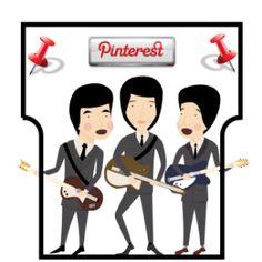 Hier finden Musiker einige Tipps, Tricks und Vorschläge wie sie Pinterest in ihrem Marketing mit Erfolg einsetzen sollten!