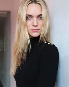 Loving the fresh look  today on Nika Lauraitis at the agency #TrumpModels #NikaLauraitis #freshlook #beautygirl