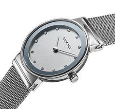 Reloj de mujer Bering Classic al precio más barato. Descuento del 35%  #relojesmujer #relojes