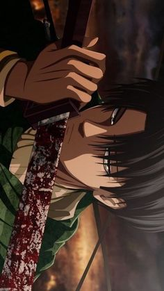 Gato Anime, Me Anime, Hot Anime Boy, Otaku Anime, Manga Anime, Anime Wallpaper Phone, Cool Anime Wallpapers, Animes Wallpapers, Attack On Titan Fanart