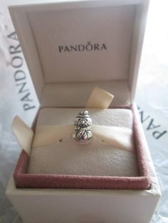 Authentic Pandora Charm For Bracelet Christmas SNOWMAN  BEAUTIFUL. $24.99, via Etsy.