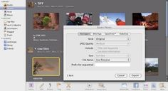 Importing Images from iPhoto into Adobe Photoshop Lightroom v3