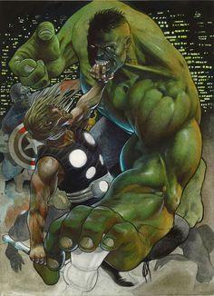 "#Hulk #Fan #Art. (""Immortal Weapons!!!"") By: Arturo Lozzi. (THE * 3 * STÅR * ÅWARD OF: AW YEAH, IT'S MAJOR ÅWESOMENESS!!!™)[THANK Ü 4 PINNING!!!<·><]<©>ÅÅÅ+(OB4E)"