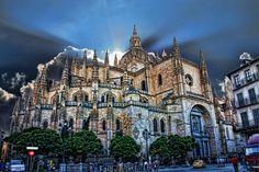 Segovia Cathedral, Madrid