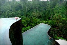 Ubud hanging gardens hotel in ubud, bali