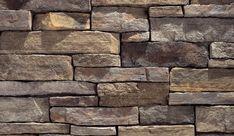 El Dorado's Sierra Mountain ledge stone veneer