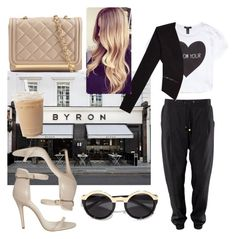 """""""Untitled #27"""" by glamjournal ❤ liked on Polyvore featuring BYRON, Forever 21, GUESS, ALDO, Primp and Pop Fashionwear"""