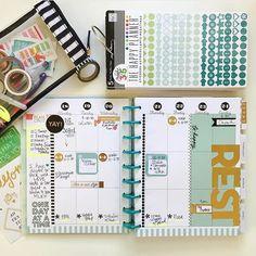 The Happy Planner™ @the_happy_planner #REGRAM from mamb...Instagram photo | Websta (Webstagram)