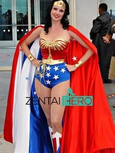 Wonder Woman Costume Bodysuit
