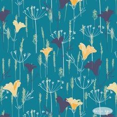 Katie Wood | Make It In Design | Summer School 2016 | Honest / Meadow Land | Intermediate Creative Brief 1 | Surface Pattern Design