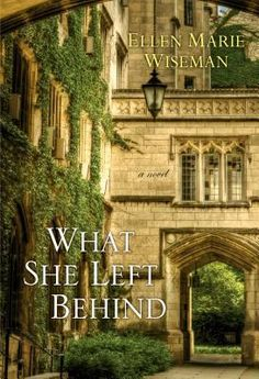 What She Left Behind by Ellen Marie Wiseman -- amazing read!