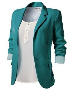 WHAT: Blazer WHERE: 9XIS WHY: A staple to the chilly weather and is versatile for both work and play
