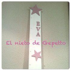 Medidor personalizado #elnietodegepetto